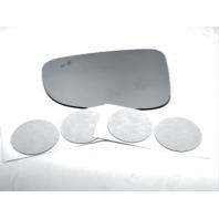 For 17-18 Maz 3, 17-19 Maz 6 Left Driver Mirror Glass Lens w/ Blind Spot Icon