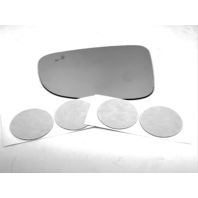 For 14-18 Maz 3, 14-19 Maz 6 Left Driver Mirror Glass Lens w/ Blind Spot Icon