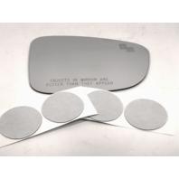 For 14-18  Maz 3, 14-19  Maz 6 Right Pass Mirror Glass Lens w/ BlindSpot Icon
