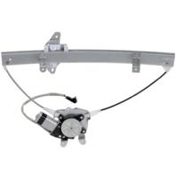 For 91-94 Sentra Left Driver Door Window Motor Regulator without Auto Up/Down