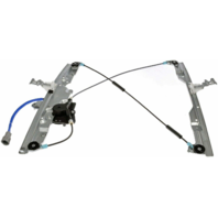 Fits 04-09 Nissan Quest Driver Front Power Window Regulator With 6 Pin Motor