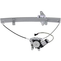 BAP for 89-94 Maxima Front Right Passenger Door Window Motor Regulator Without Auto Up/Down