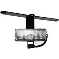 BAP Fits 00-01 Xterra 00 Frontier Left Drivers Fog Light/Lamp Assembly
