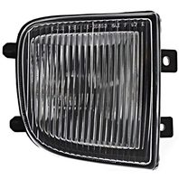BAP Fits from 12/98 to 99-04 Pathfinder Right Passenger Fog Lamp Light Assembly