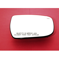Fits 14-19 Rogue 15-18 Murano 17-19 Pathfinder Driver Heat Mirror Glass w/Holder
