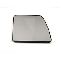 Fits 12-19 Nis NV1500, NV2500, NV3500 Right Pass Upper Mirror Glass w/Holder. Single Arm non Extending