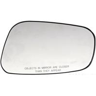 Fits Nissan 05-18 Frontier, 05-12 Pathfinder, 05-16 Xterra, 09-12 Suzuki Equator Passenger Mirror Glass w/Holder