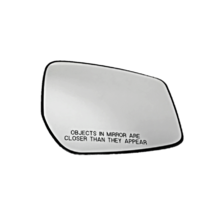"Fits 15-18 Nissan Versa ""Note"" Right Pass Mirror Glass & Holder OE   16-18 Versa"