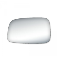 Fits 05-10 Tc / 2006 xA Left Driver Mirror Glass Lens w/ Adhesive