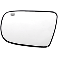 Fits 05-07 Outback, Legacy, B9 Tribeca Driver Mirror Glass Heated w/ Holder