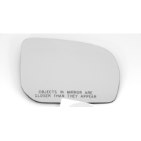 Part is Compatible w/ 09-13 Forester Right Pass Mirror Glass Lens w/Silicone