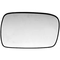 Fits 03-06 Subaru Baja Left Driver Mirror Glass w/ Holder OE