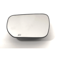 Fits 06-13 SZ Grand Vitara Left Driver Heated Mirror Glass w/ Holder