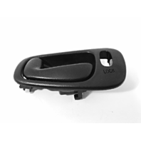 Fits 98-02 Corolla Geo Prism Left Driver Front Interior Power Door Handle  Black