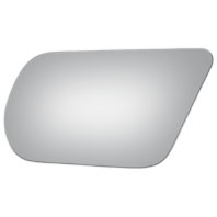 Fits 86-88 Toyota Supra Left Driver Side Mirror Glass Lens