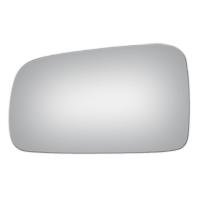 Fits 89-92 Toyota Supra Left Driver Side Mirror Glass Lens
