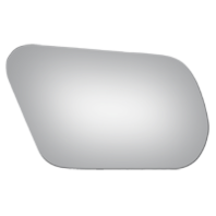 Fits 86-88 Toyota Supra Right Passenger Side Mirror Glass Lens