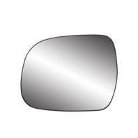 For 10-13 Highlander Left Driver Side Mirror Glass Heated w/ Holder