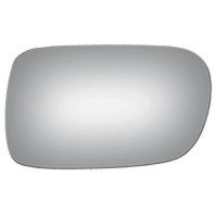 Fits 93-98 Toyota Supra Right Passenger Side Convex Mirror Glass Lens