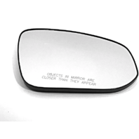 Fits 14-18 Toy 4Runner, Highlander, 16-18 Tacoma Right Mirror Glass w/Holder