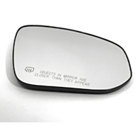 Fits 10-14 Highlander Right Passenger Mirror Glass w/Holder Heated Built in USA