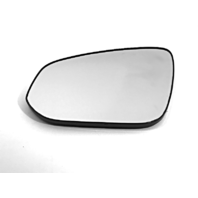 Fits 13-15 Toy Rav4 Left Driver Heated Mirror Glass w/Holder
