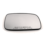 Fits 04-08  Solara Right Pass Heated Mirror Glass w/ Rear Holder OE