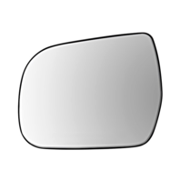 Fits 11-20  Sienna Left Driver Heated Mirror Glass w/ Rear Holder