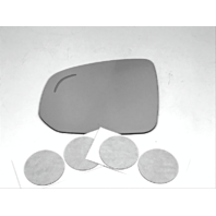 Fits 16-19  XC90 Left Driver Mirror Glass Lens w/ Blind Spot Icon