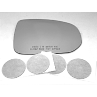 Fits 17-19  V90 Cross Country 18-19 XC60 Right Pass Mirror Glass Lens