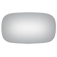75-79 Chevy Corvette Fits Left or Right Side Flat Mirror Glass More than 1Option