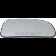 Fits 02-09 Envoy Trailblazer Rainer Right Pass Mirror Glass Heated w/ Holder