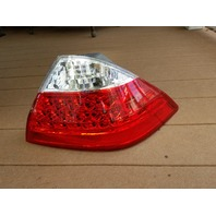 Fits 06-07 Accord Hybrid Tail Lamp / Light Quarter Mounted Right Pass Damaged Corner
