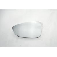 For 09-17 CC, EOS, 11-15 Jetta* 12-20 Passat* Left Mirror Glass Heated w/Holder