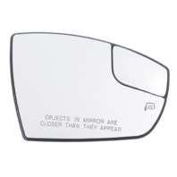 Fits 13-16 FD Escape, 13-18 C-MAX Right Passenger Heated Mirror Glass w/ Holder