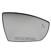 For 13-16 Escape 13-18 C-MAX Right Heated Blind Spot Mirror Glass w/ Holder OEM