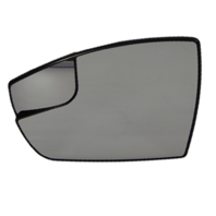 Fits 13-16  Escape, 13-18 C-MAX Left Driver Mirror Glass w/ Holder OEM