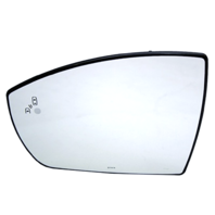 For 13-16 Escape 13-18 C-MAX Left Heated Blind Spot Mirror Glass w/ Holder OEM