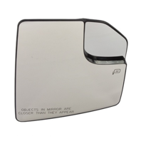 Fits 15-19 F150 Right Pass Mirror Glass with Holder Heated w/ Spot Mirror*  OE