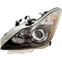 VAM HID Combination Headlight Assm Left w/Out Kit for Inf G37 Coupe/Convt 14-15 Q60