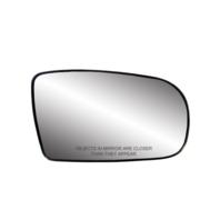 For 95-05 Cavalier, Sunfire Right Passenger Mirror Glass w/ Holder