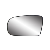 For 95-05 Cavalier, Sunfire Left Driver Mirror Glass w/ Holder