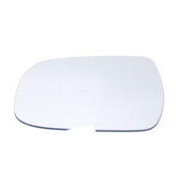 For Highlander, Tacoma, 4Runner Left Driver Mirror Glass Lens w/Adhesive