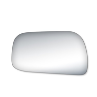 Fits 95-99 Avalon, 92-01 Camry Left Driver Mirror Glass Lens w/ Adhesive