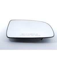 For 07-11 Aveo, Wave, G3 Sedan Right Pass Convex Heated Mirror Glass w/ Holder