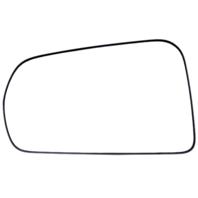 For 14-19 Corvette Left Driver Mirror Glass Heated w/ Auto Dim w/Rear Holder OE