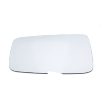 Compatible with 09-18 Ram 1500 2500 3500 Pickup Left Driver Mirror Glass Lens