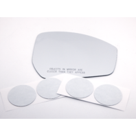 Right Heated Mirror Glass Lens for 14-17 LR Evoque 17-19 Jag F-Pace 18-19 E-Pace