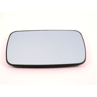For 99-06 BMW 3 Series 97-03 5 Series Sedan/Wagon Left Heated Mirror Glass w/Holder