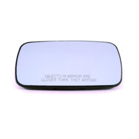 For 99-06 BM 3 Series 97-03 5 Series Sedan/Wagon Right Pass Heated Mirror Glass w/Holder